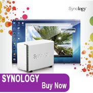 Synology Banner